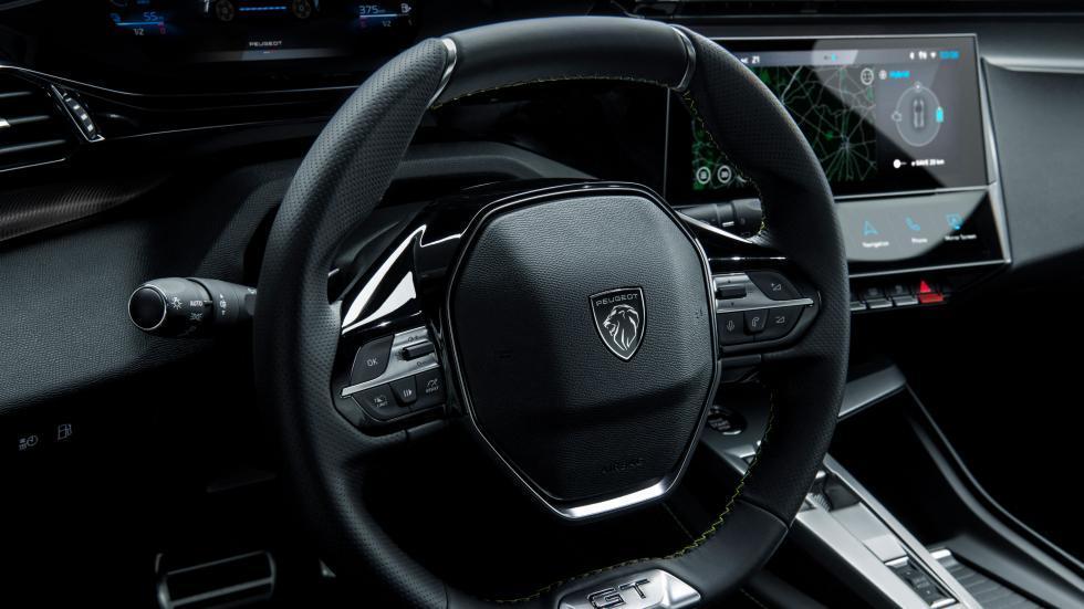 Stuur Peugeot 308 (2021)