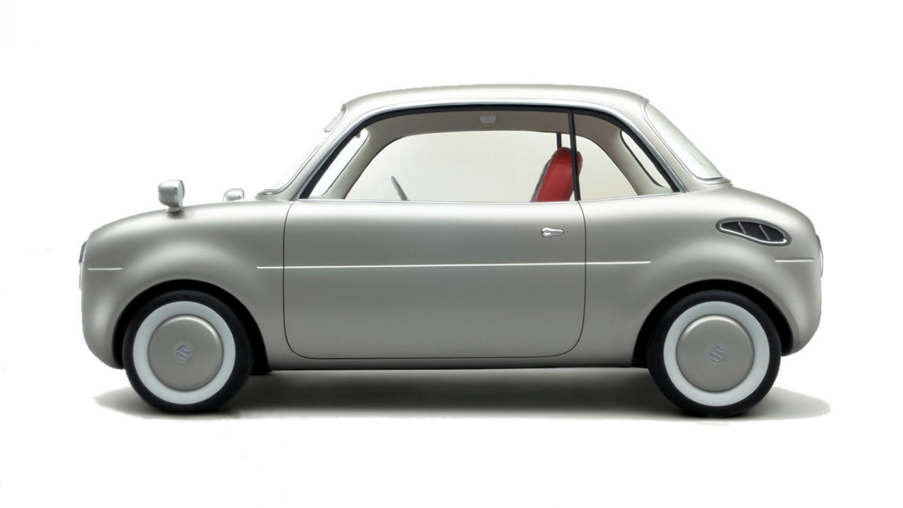 Suzuki LC Concept uit 2005