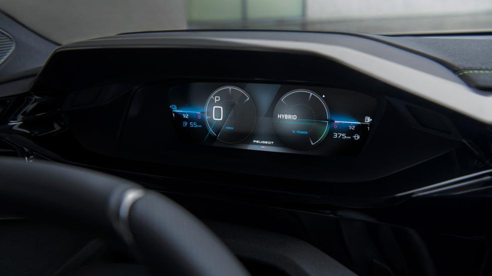 Tellers achter het stuur Peugeot 308 (2021)