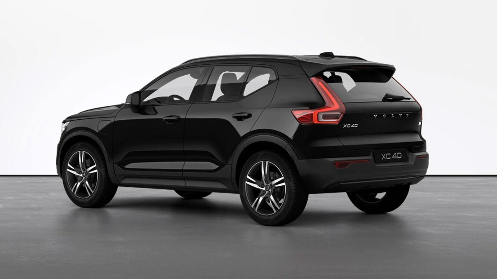 Volvo XC40 Recharge Plug-in Hybride