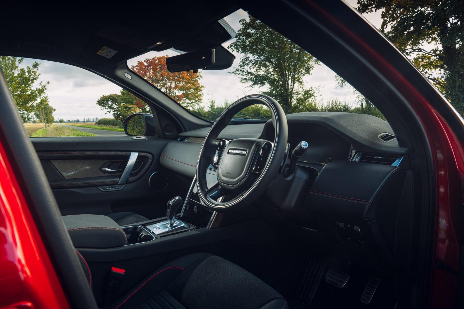 Retro Land Rover Discovery Sport (2021)