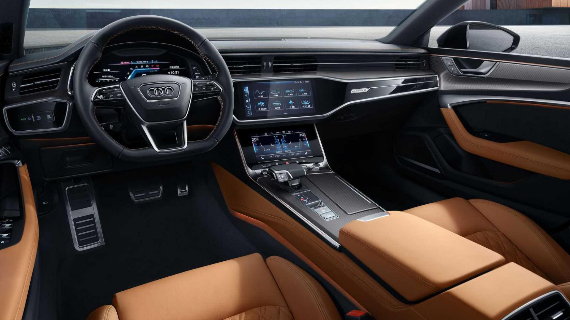 Interieur Audi A7L
