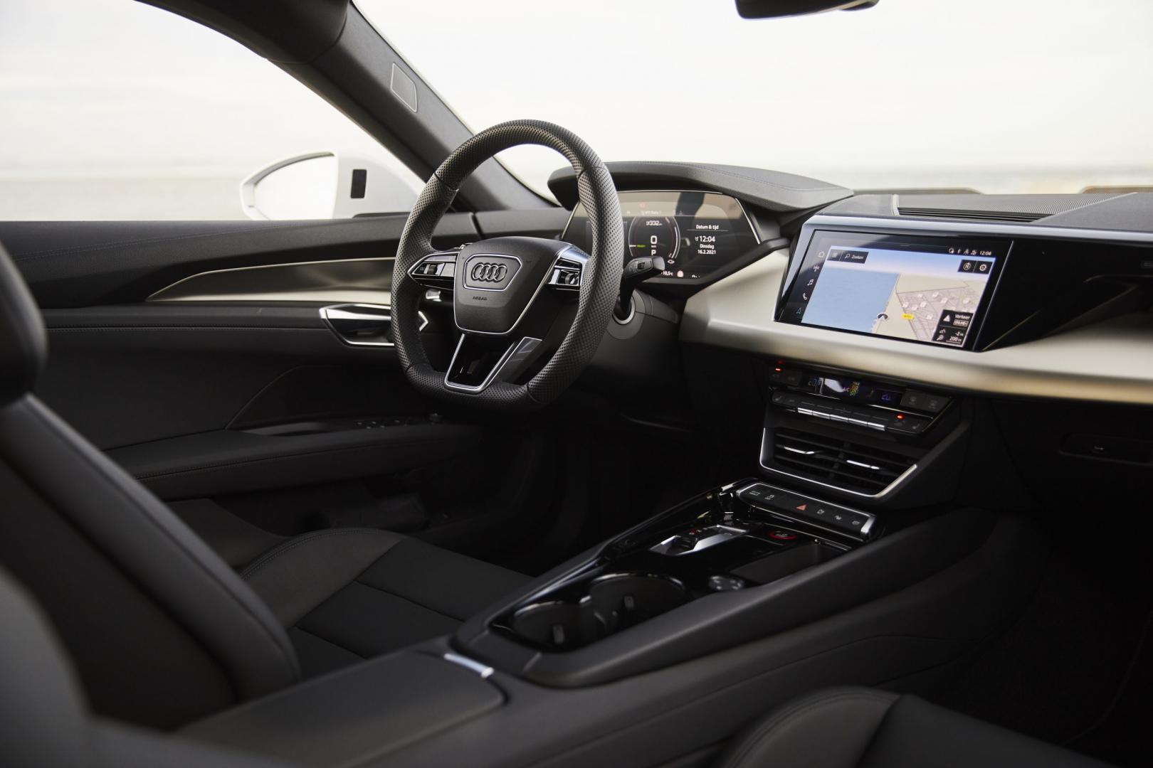 Interieur Audi e-tron GT 60 Quattro