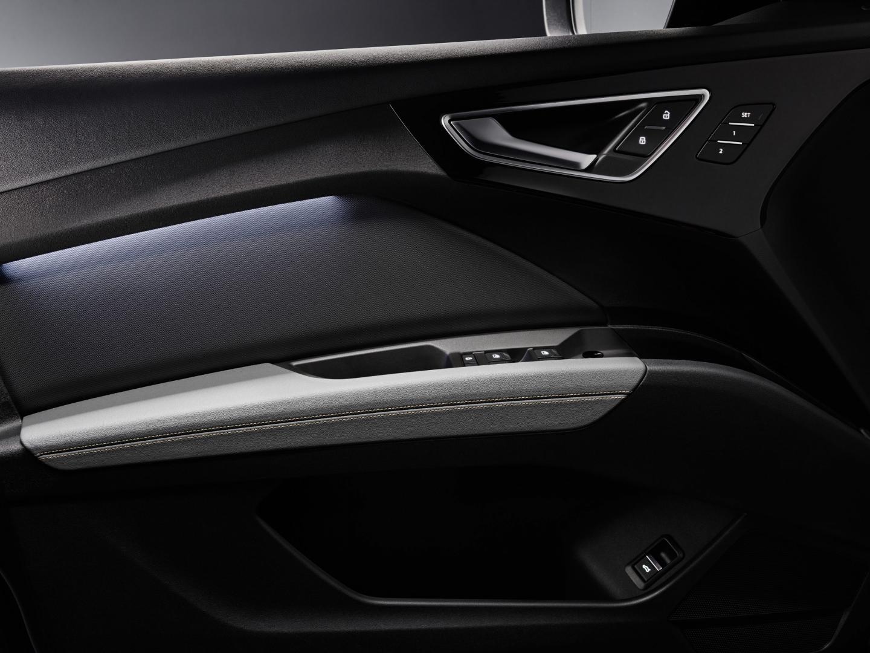 Interieur Audi Q4 e-tron (2021)