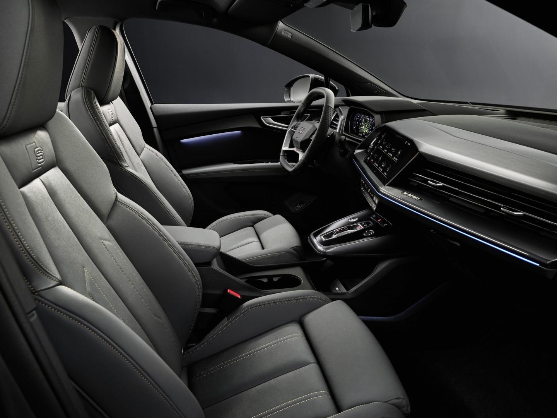Stoelen Audi Q4 e-tron (2021)