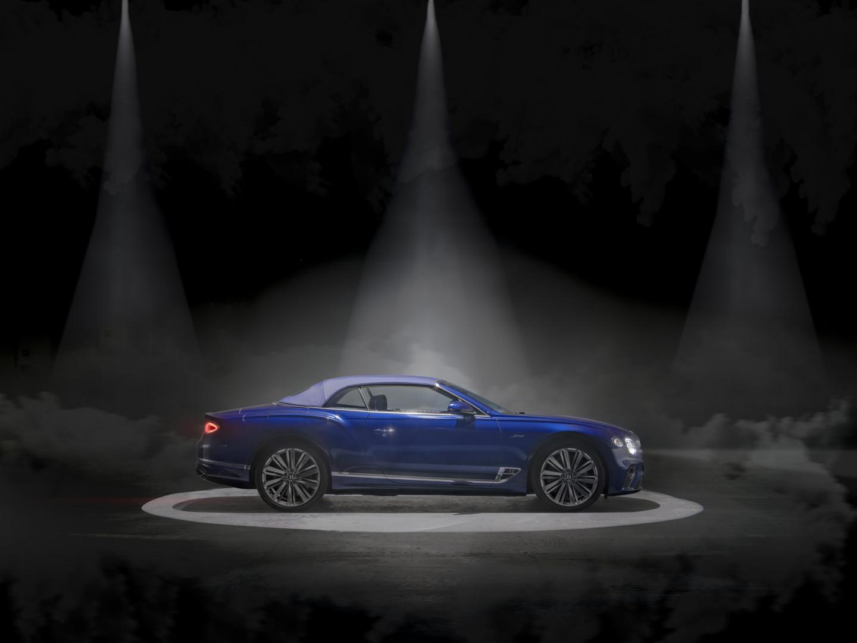 Dak dicht Bentley Continental GT Speed Convertible