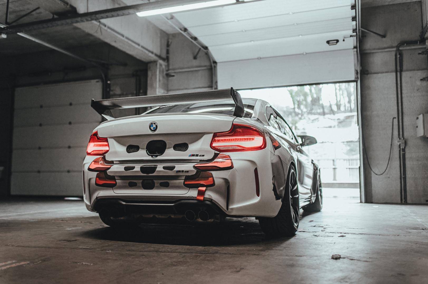 BMW M2 CS Racing Cup Benelux Jeroom