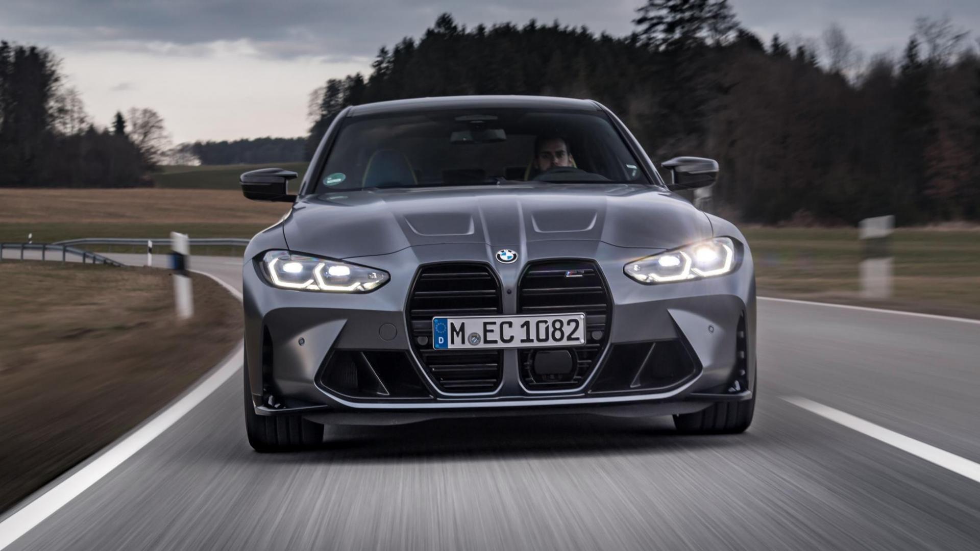 BMW M3 xDrive (2021)