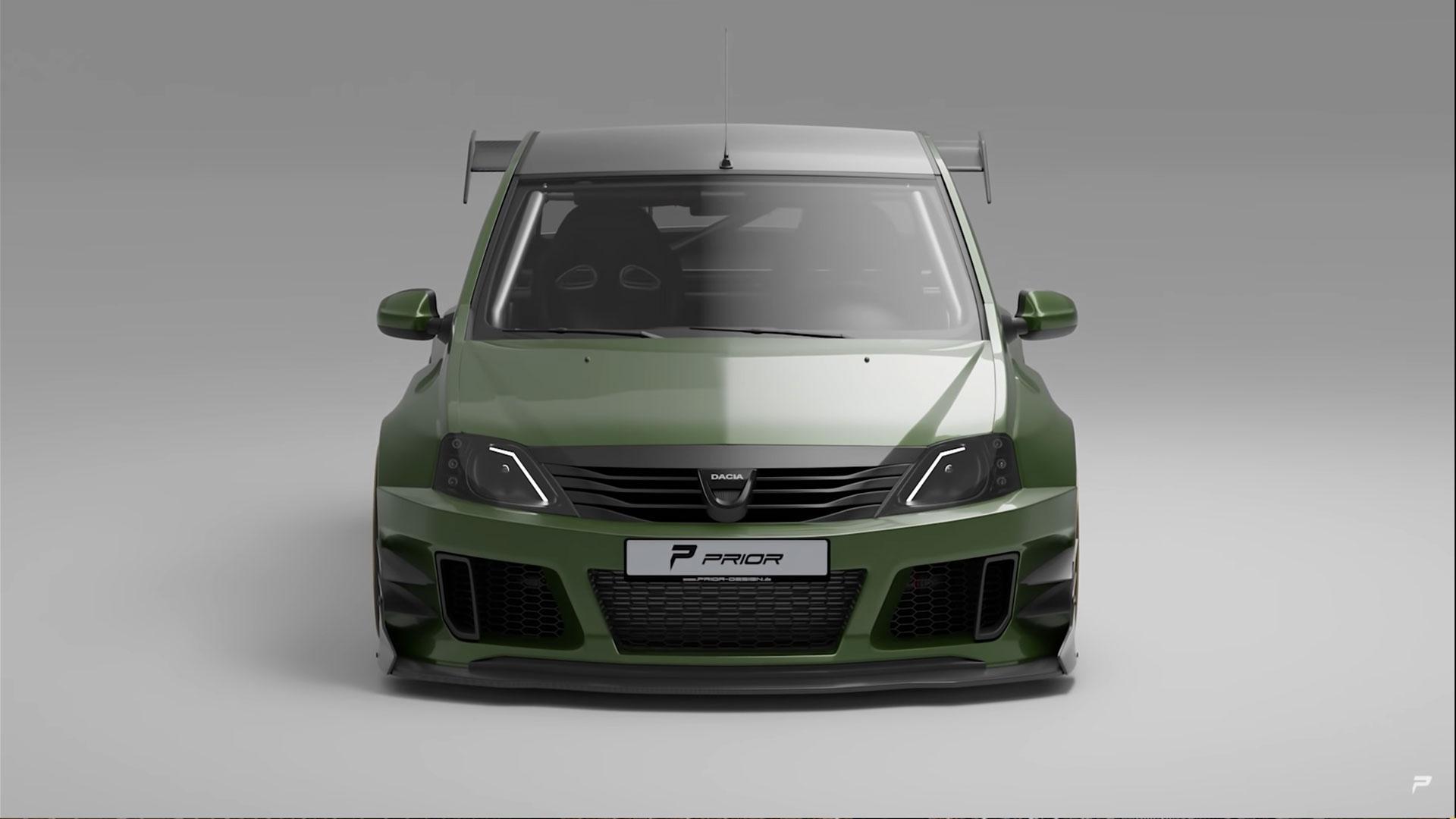 Prior Dacia Logan