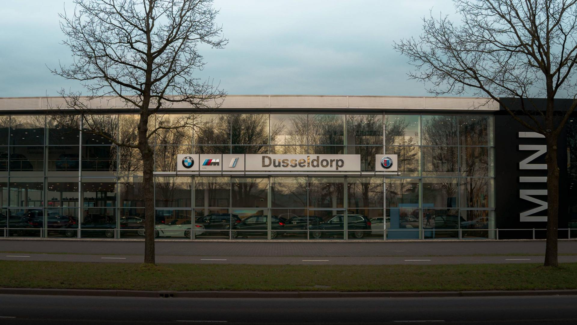 Dusseldorp Alpina-dealer in Nederland