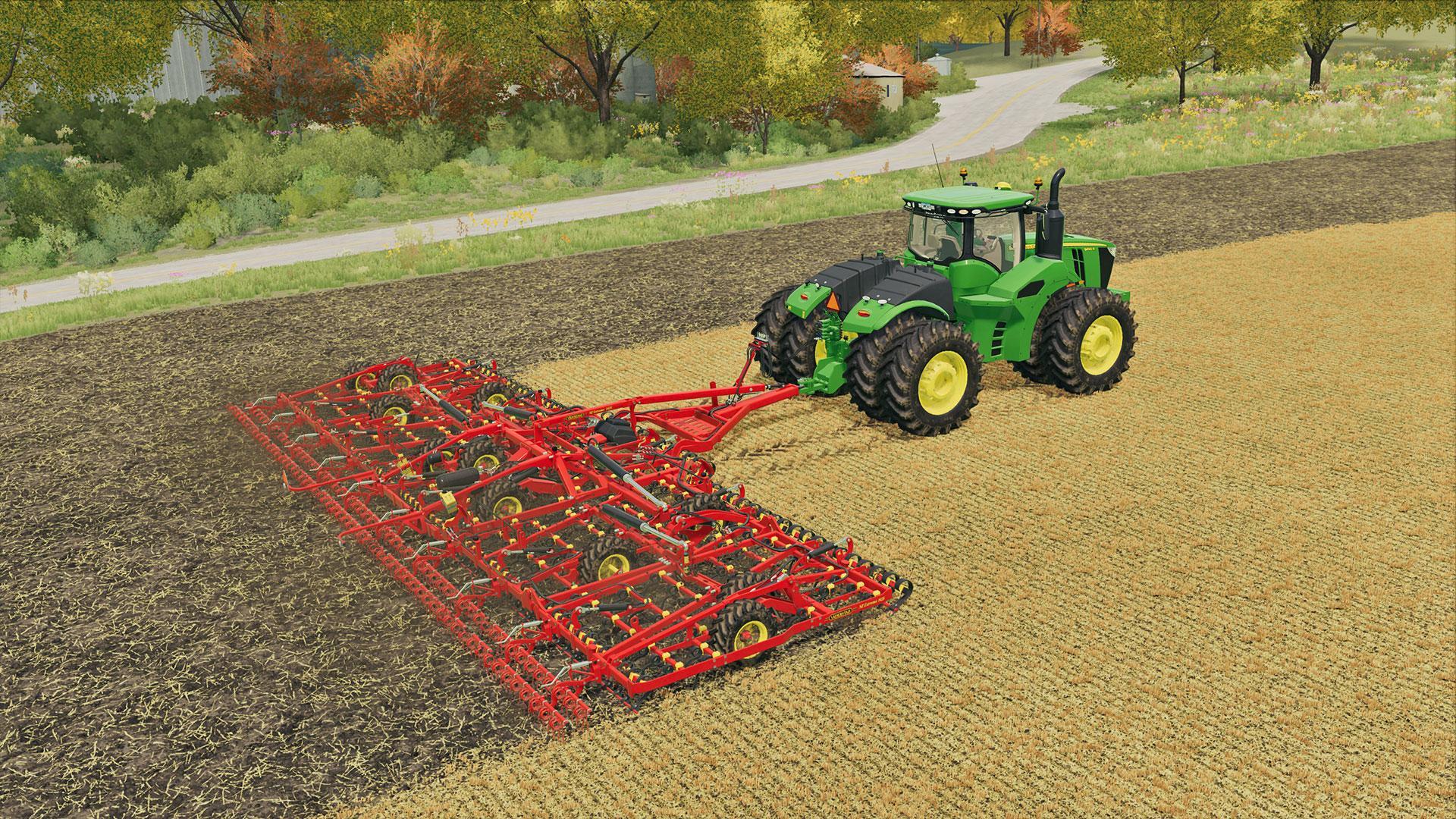 Farming Simulator 22 John Deere