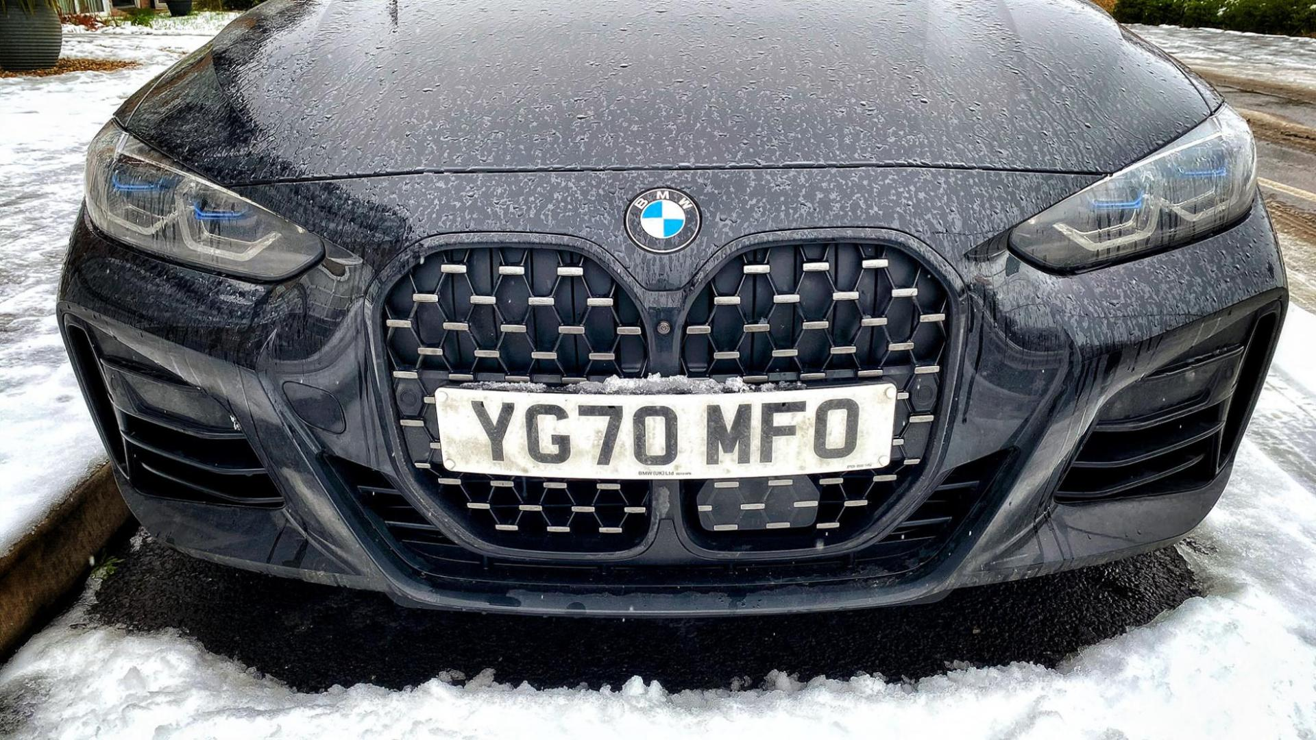 Grille BMW 4-serie