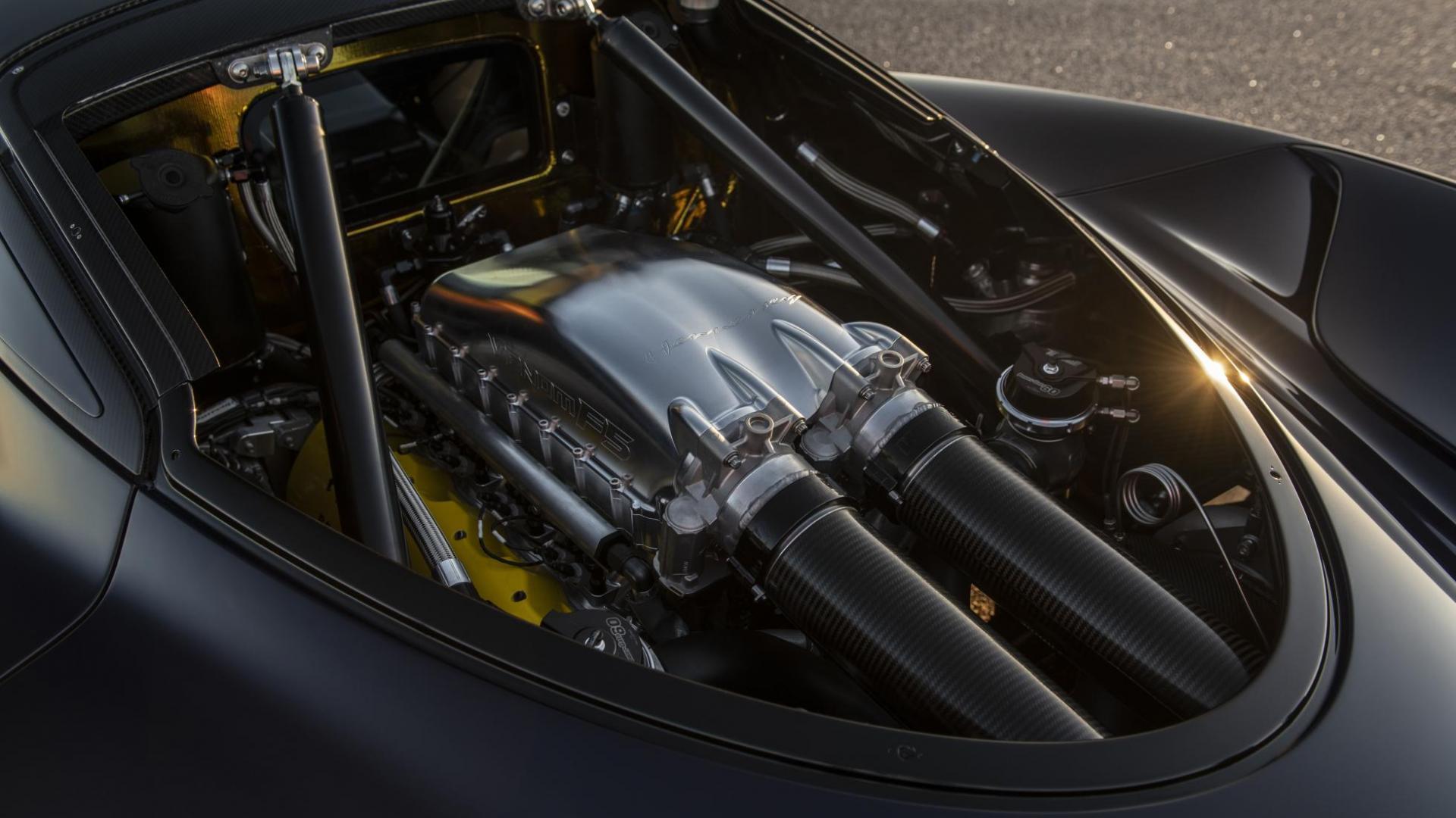 V8-motor Hennessey Venom F5
