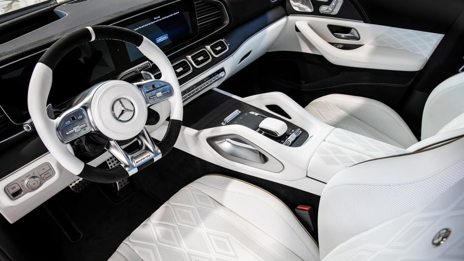 STuur Hofele Mercedes GLE