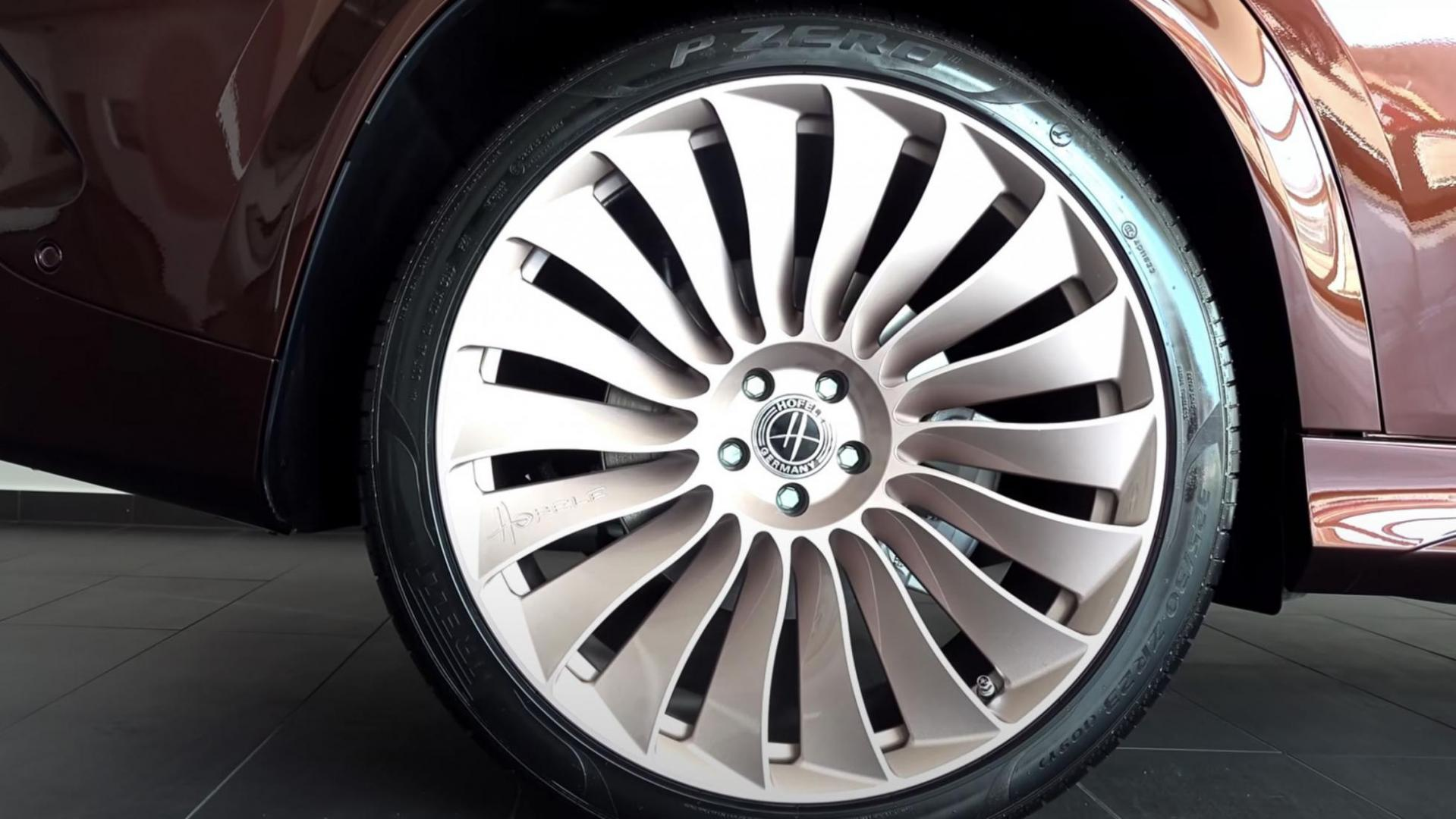 Velgen (wielen) Hofele Mercedes GLE