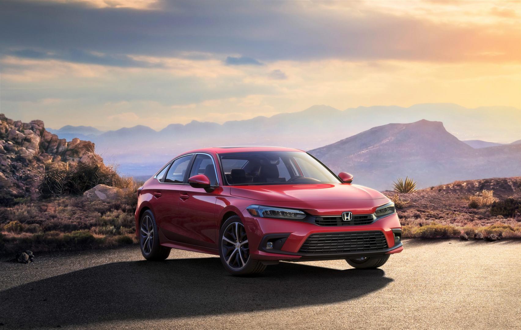 Honda Civic (11e generatie) 2021