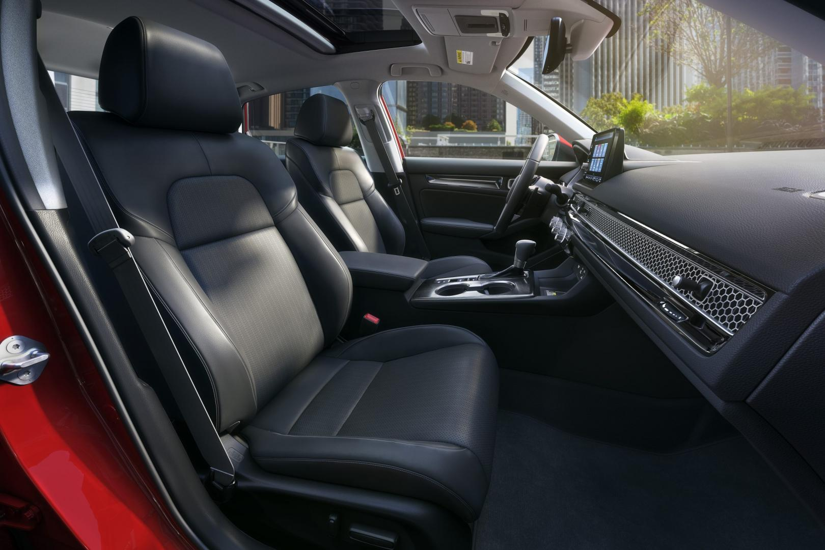 Stoelen Honda Civic (11e generatie) 2021