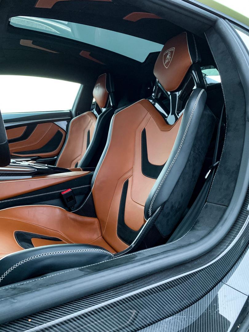 Lamborghini Sian (2021)