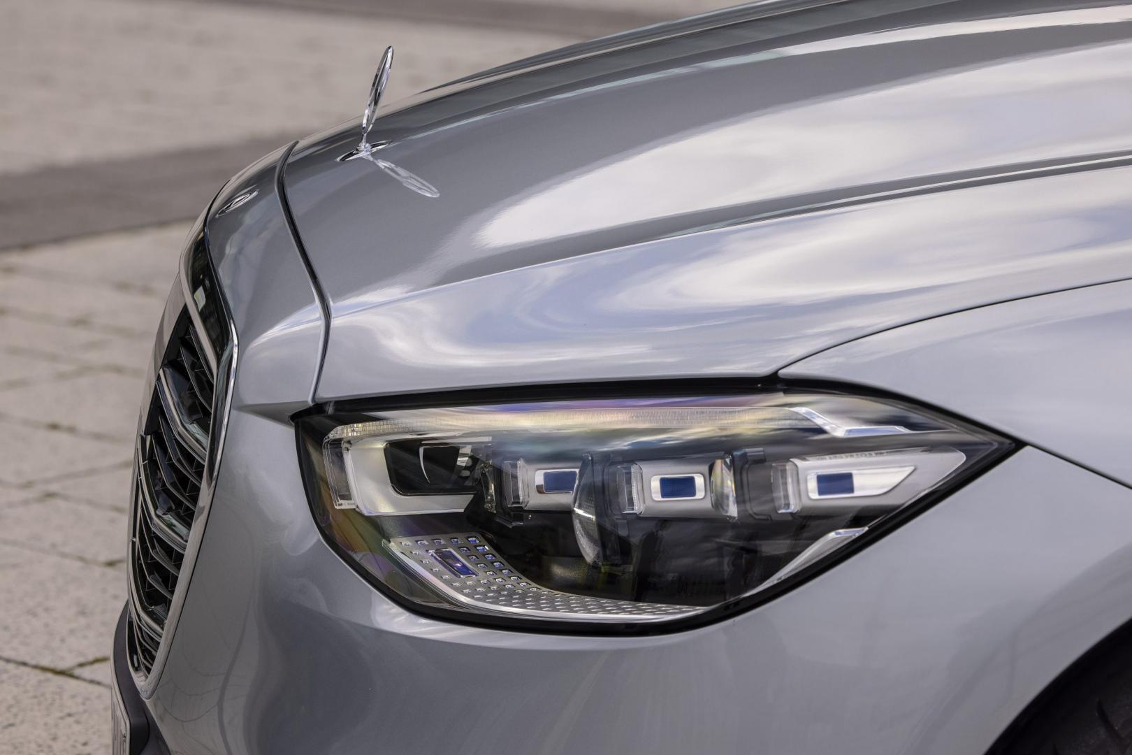 Mercedes-Benz S-Klasse S 500 Lang koplamp