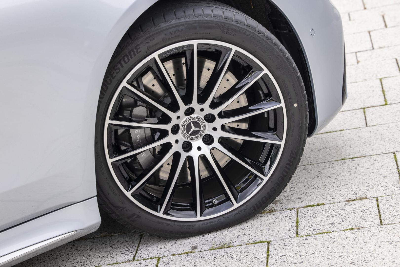 Mercedes-Benz S-Klasse S 500 Lang wiel