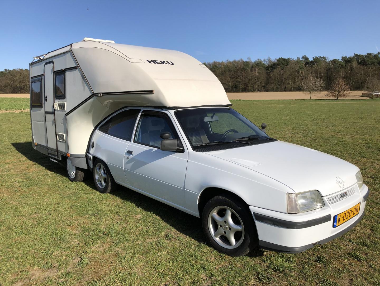 Opel Kadett-camper