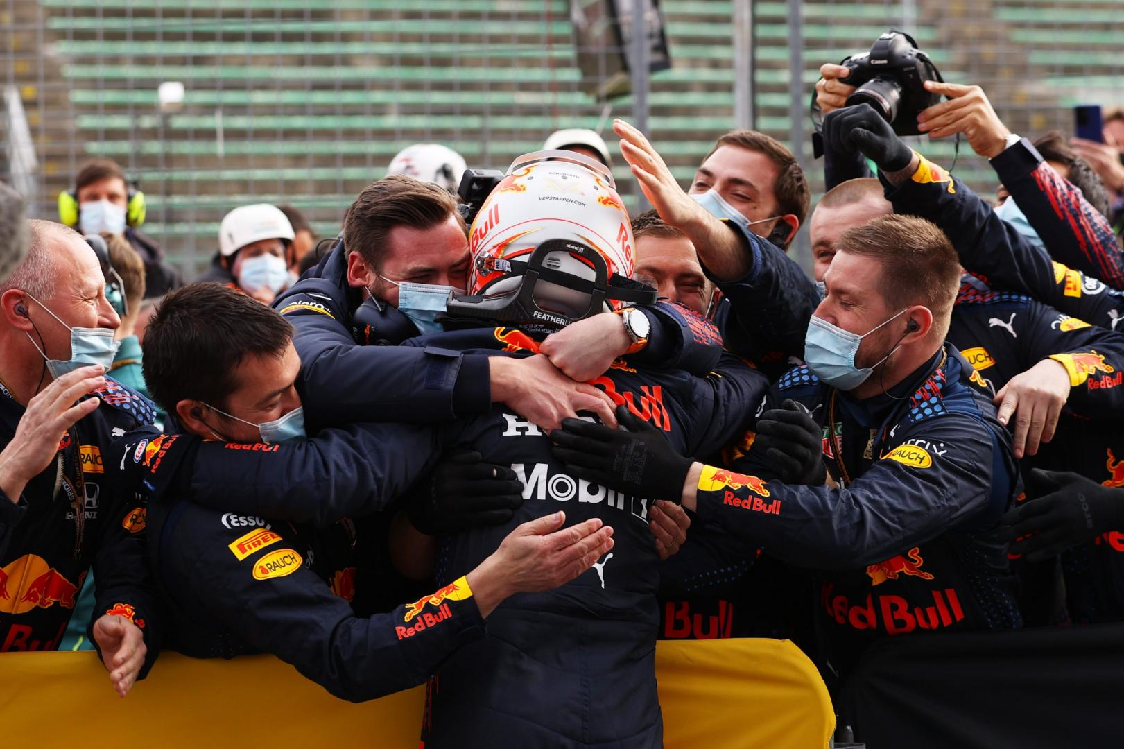 Reacties op de GP van Emilia-Romagna 2021