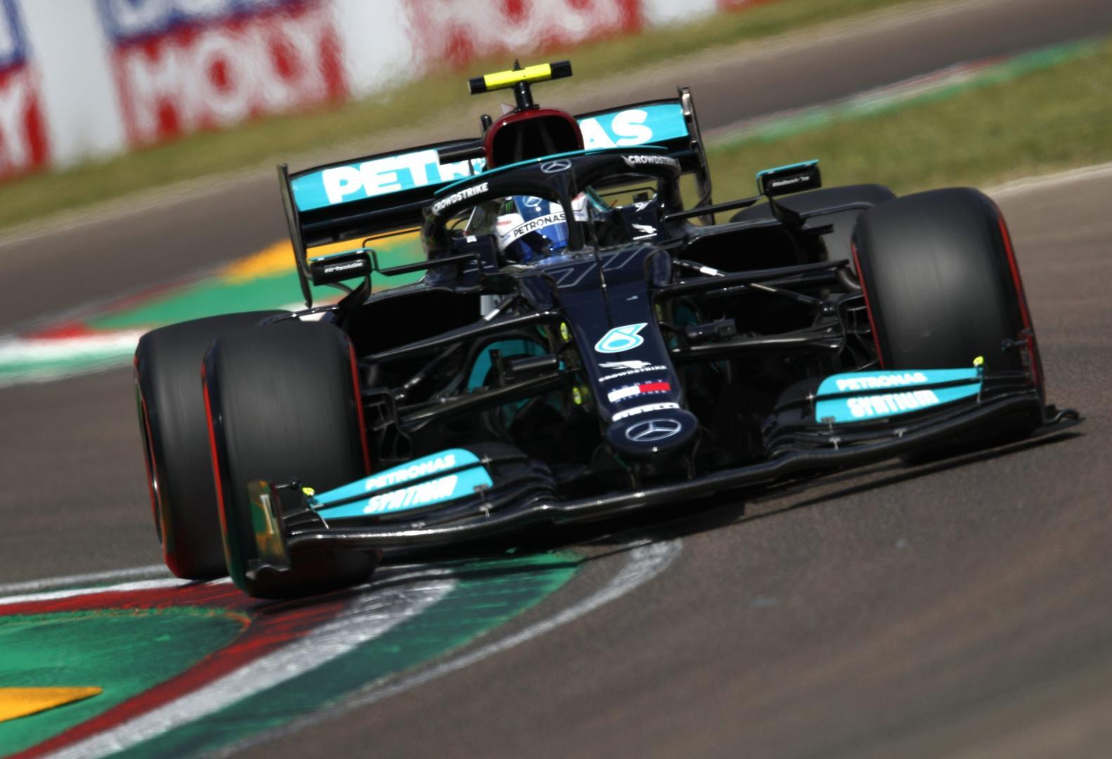 Uitslag van de GP van Emilia-Romagna 2021