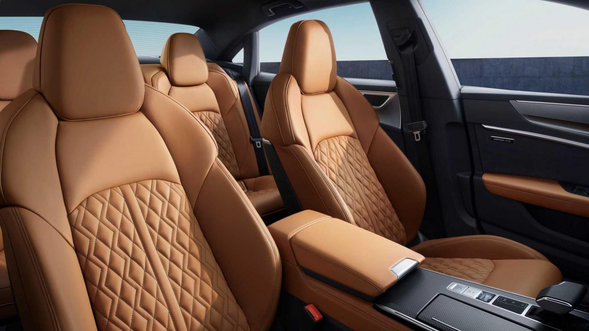 Voorstoelen Audi A7L