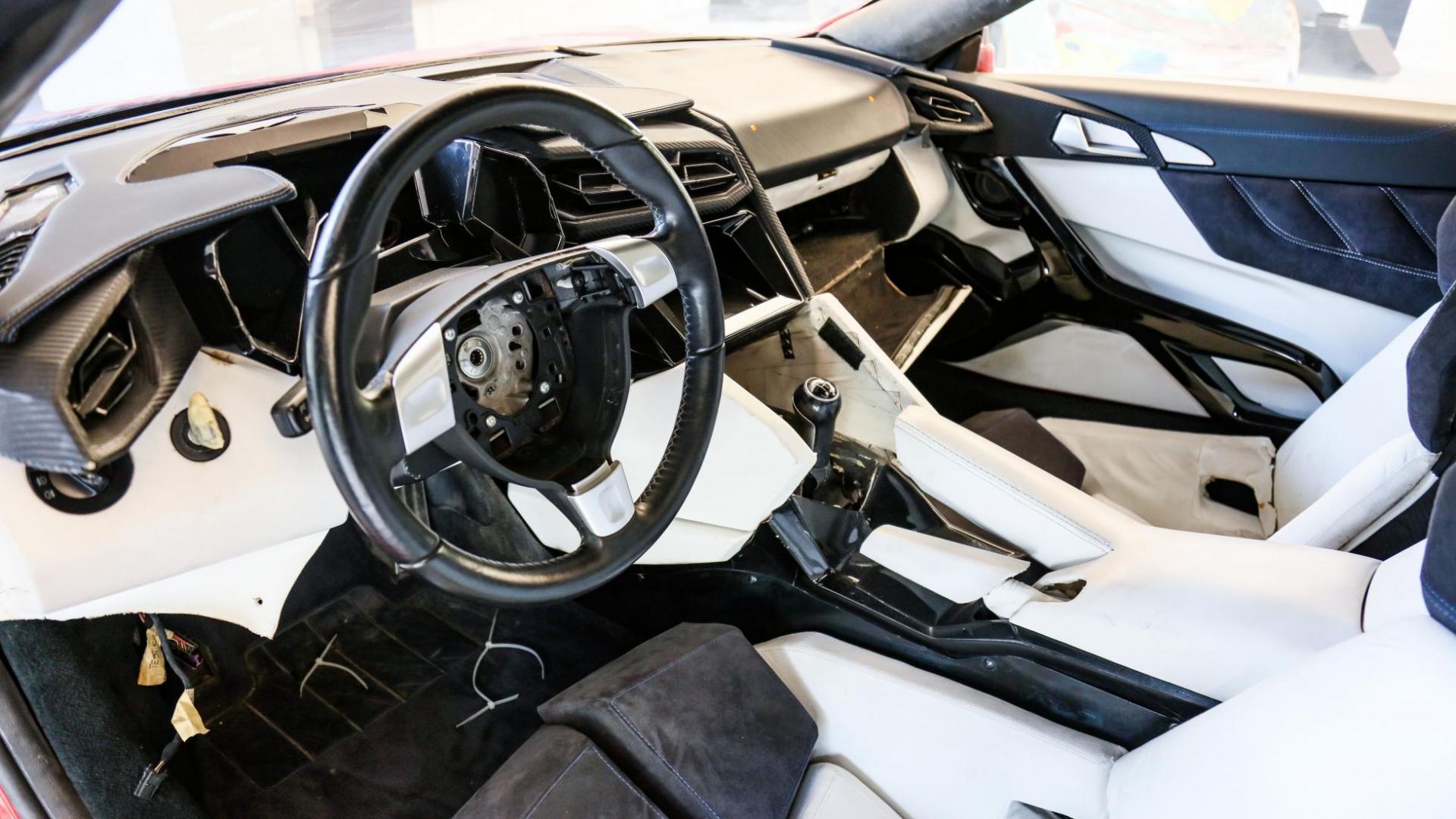 Lykan Hypersport uit Fast & Furious 7
