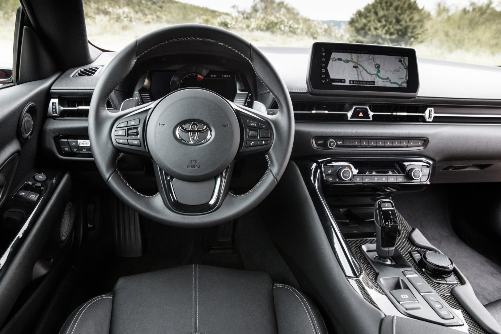 Stuur Toyota GR Supra 2.0