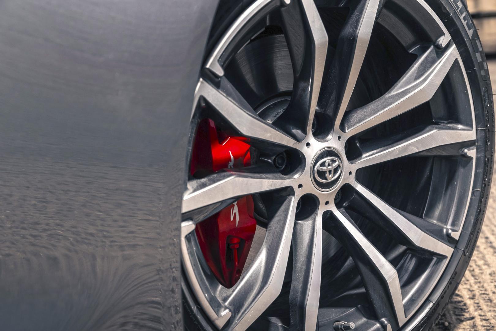 Toyota GR Supra Velg