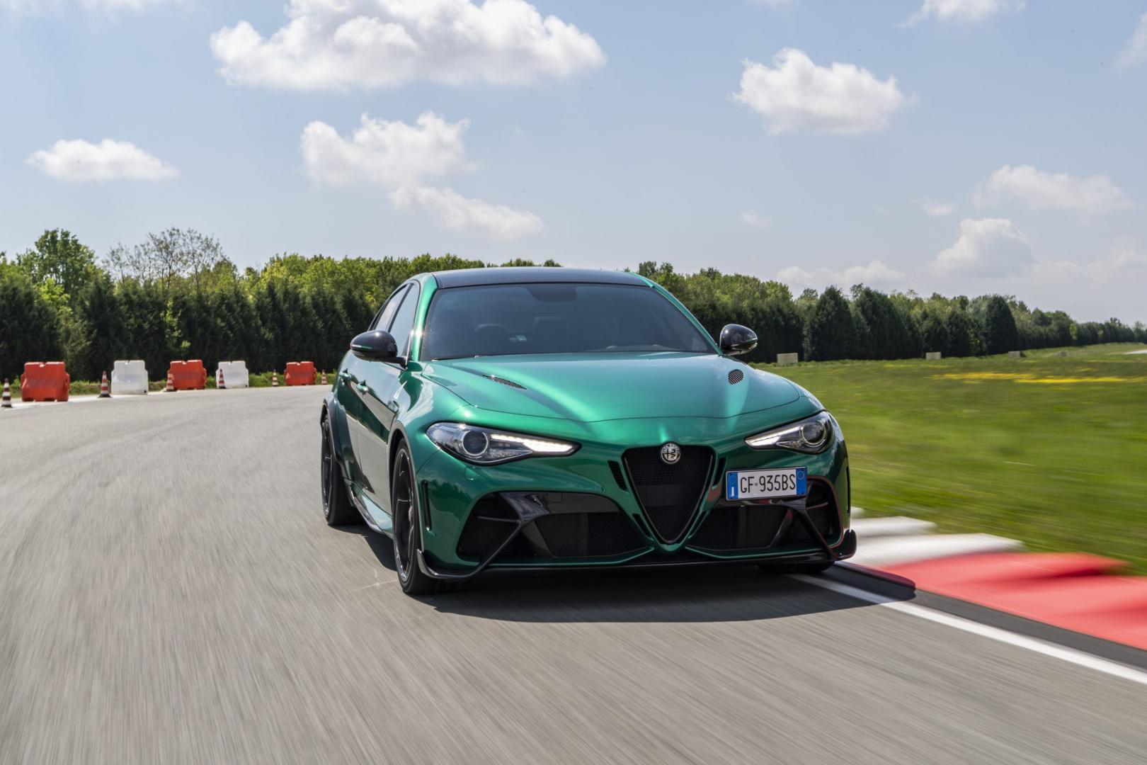 Alfa Romeo GTAm Montreal Green