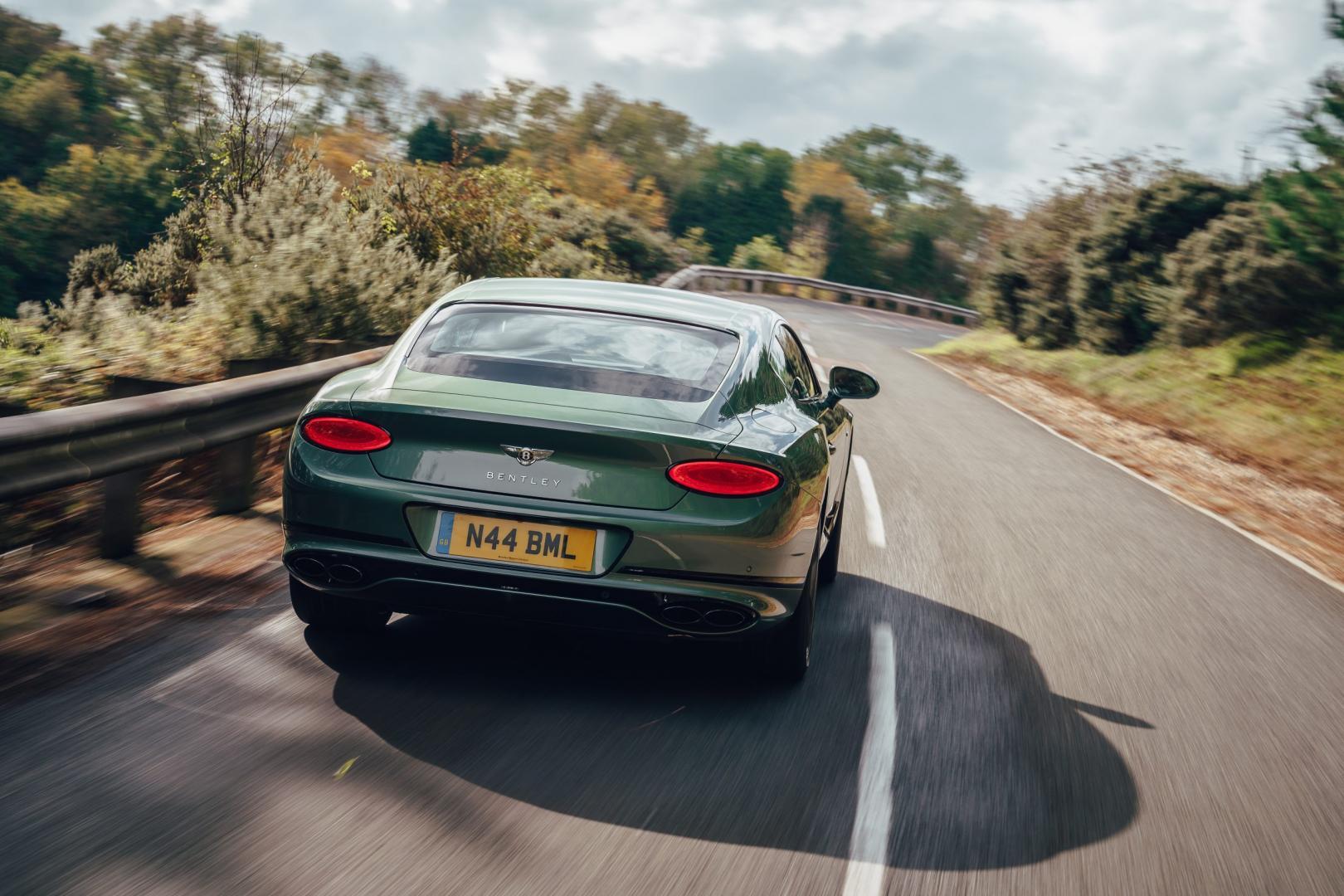 Bentley Continental GT (2021)