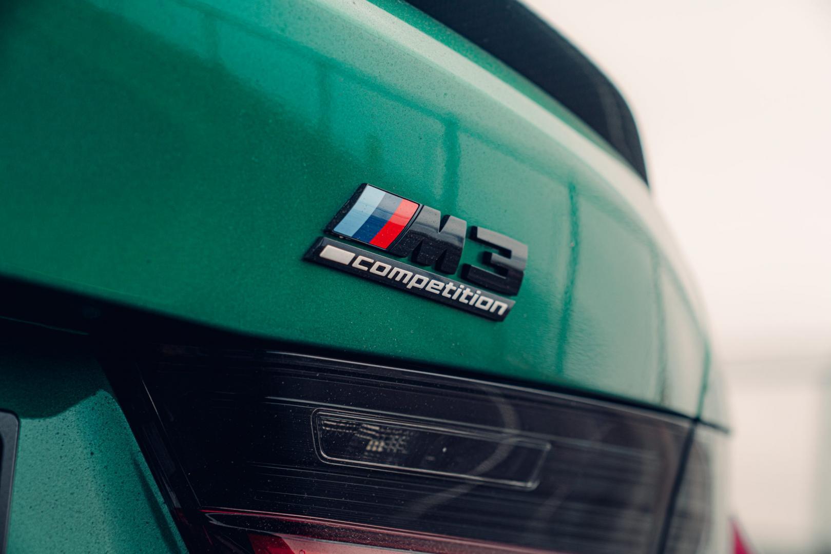 BMW M3 (G80) (2021)