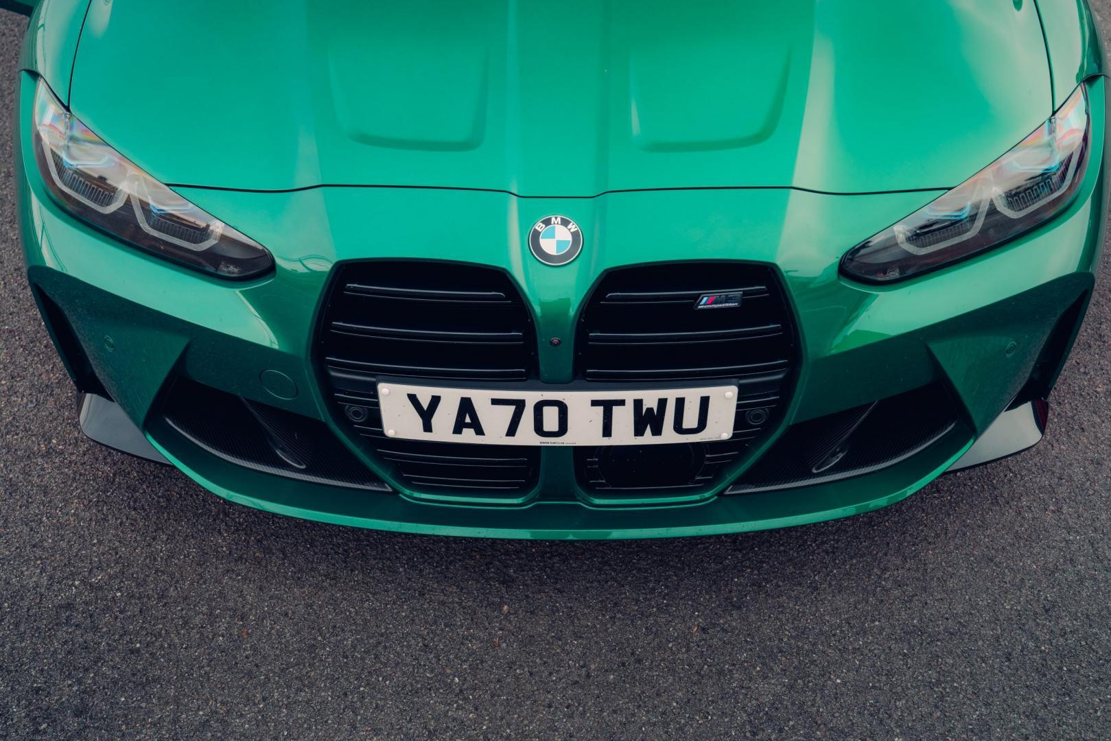 BMW M3 (G80) (2021) nieren