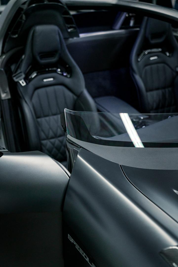 Bussink GT Speedlegend: AMG GT met halo