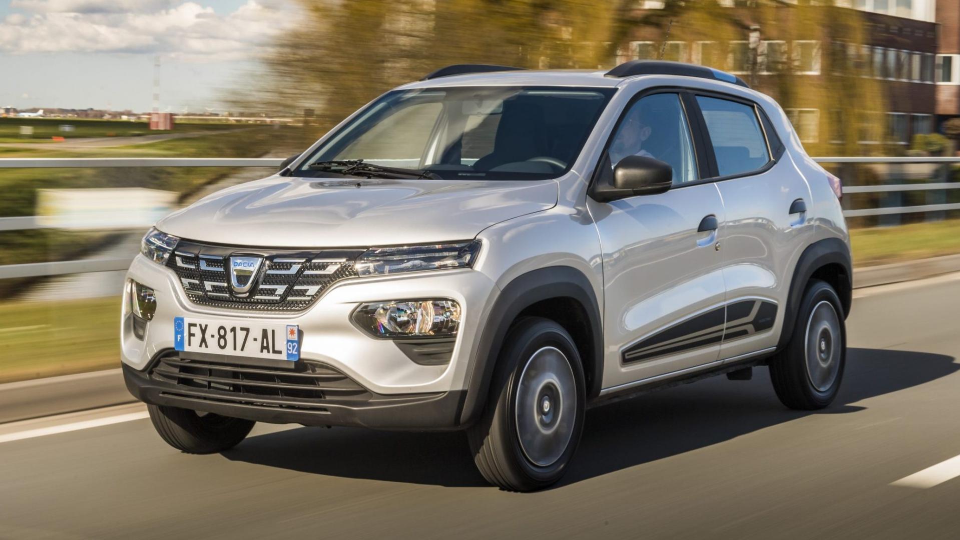 Dacia Spring Business (elektrisch, 2021)