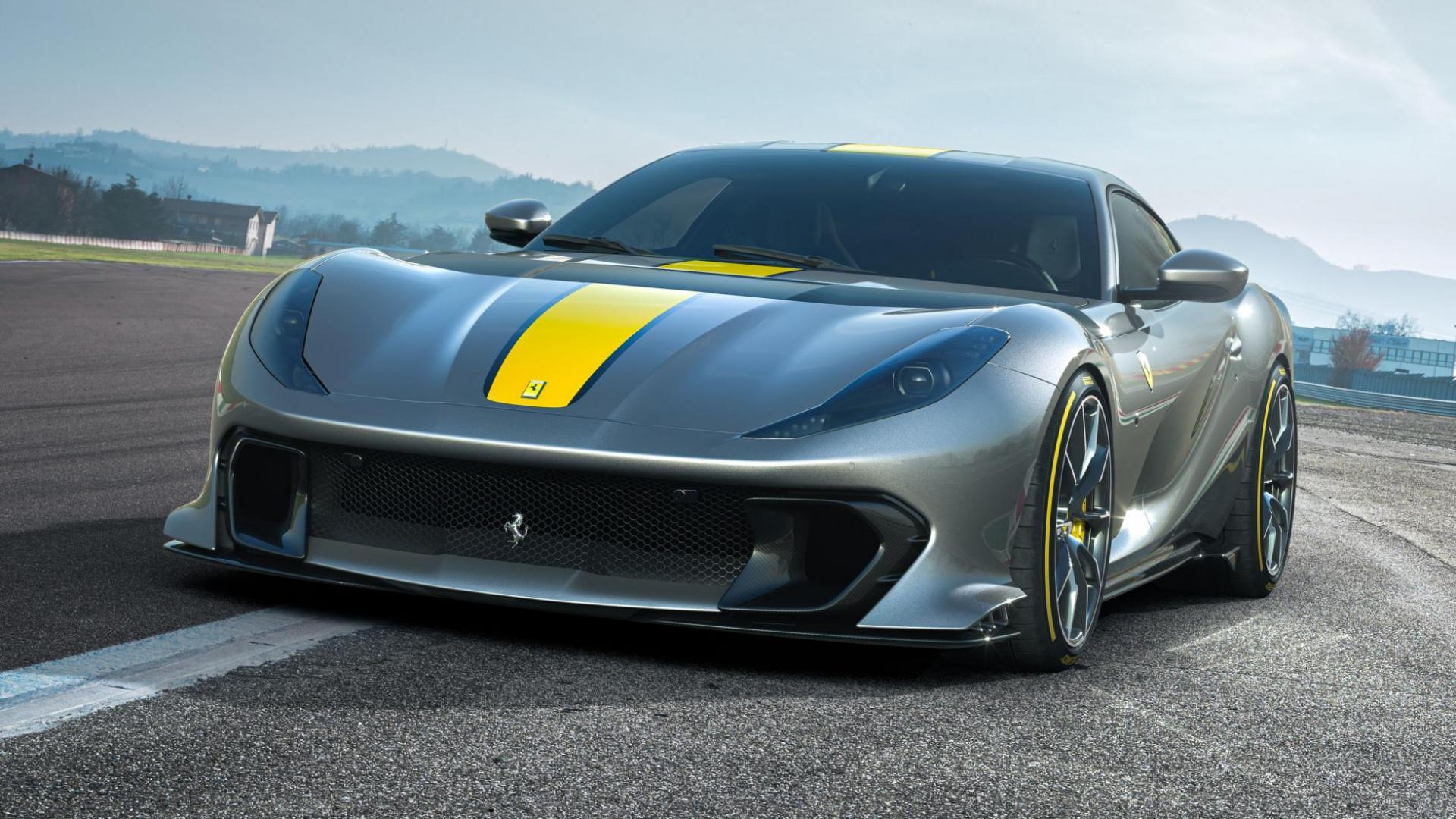 Ferrari 812 Competizione