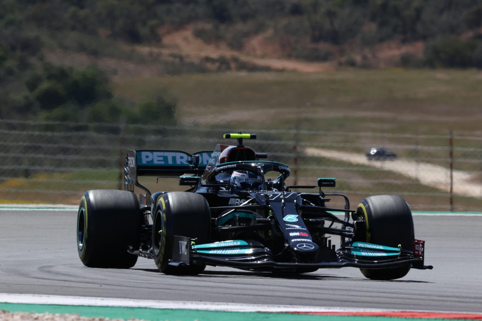 Kwalificatie van de GP van Portugal 2021