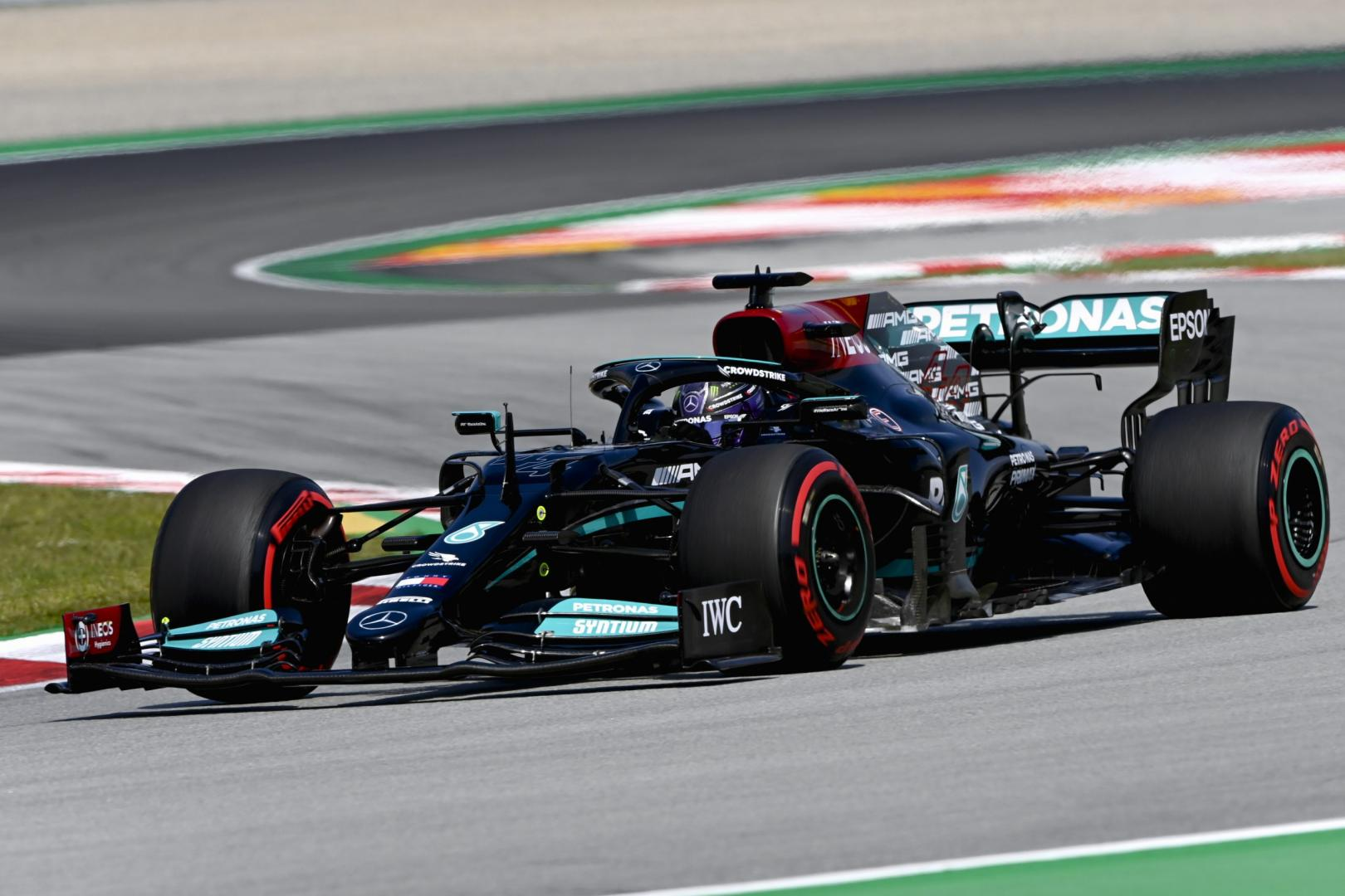Kwalificatie van de GP van Spanje 2021