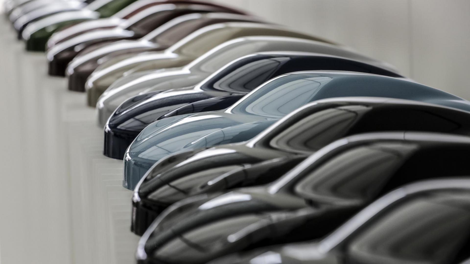 Laksoorten Porsche Individual