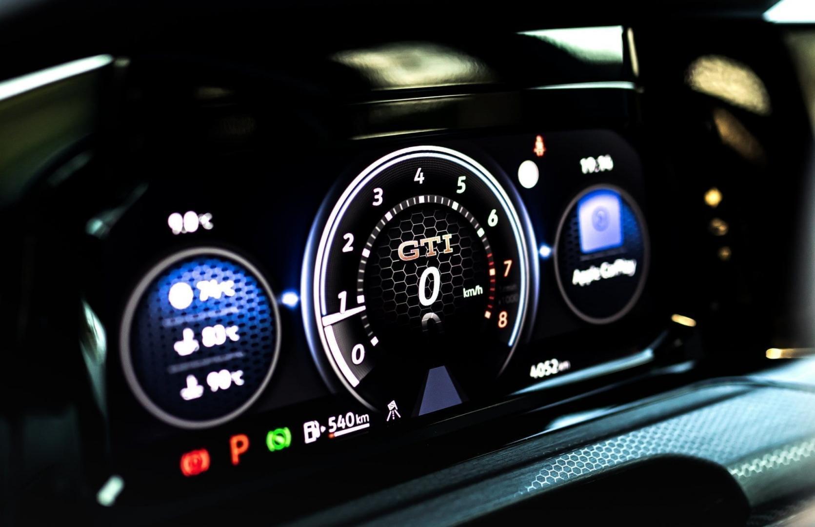 Duitse auto's is teruggedraaid Manhart Volkswagen Golf GTI 290
