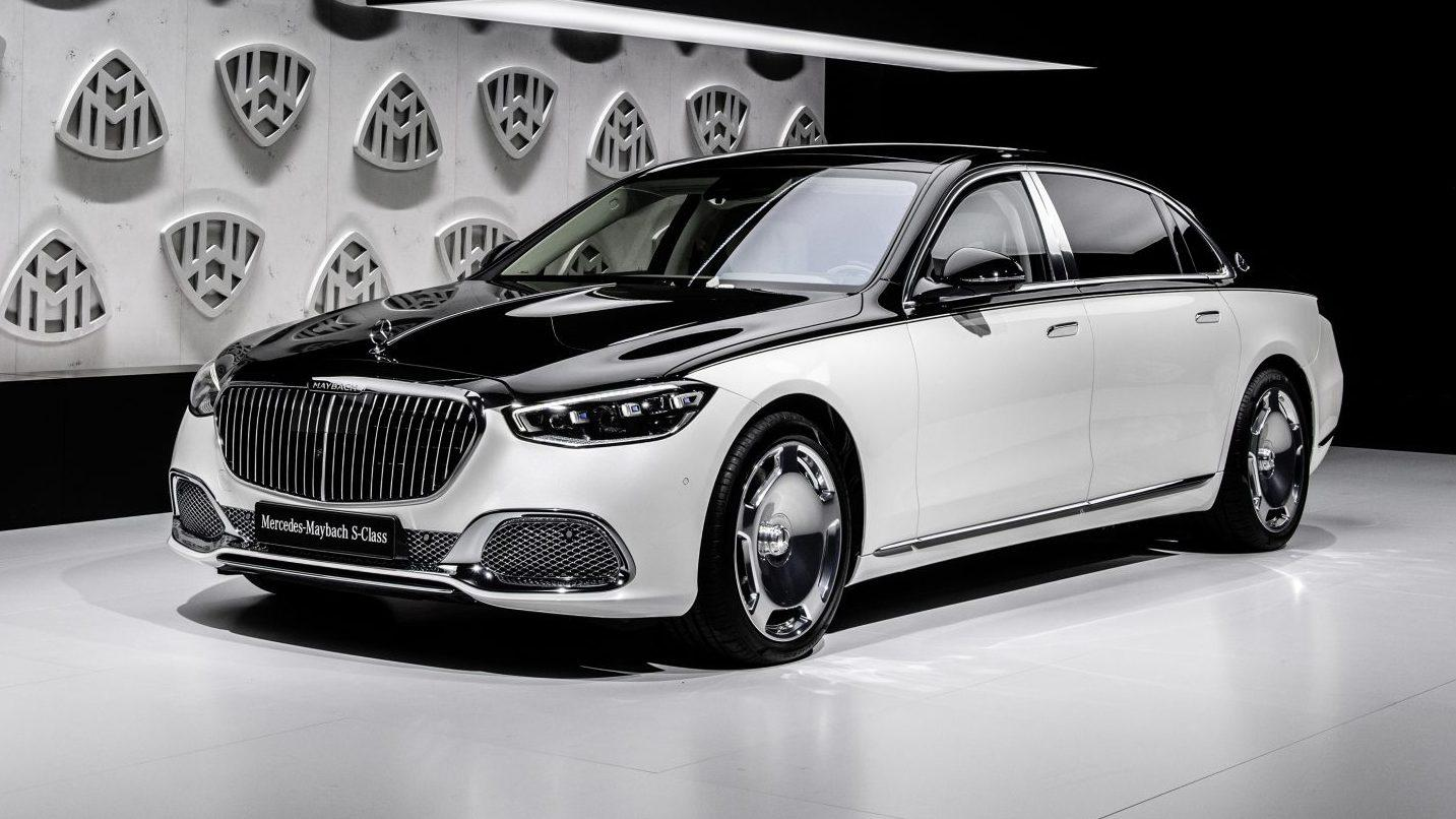 Specificaties Mercedes-Maybach S 680