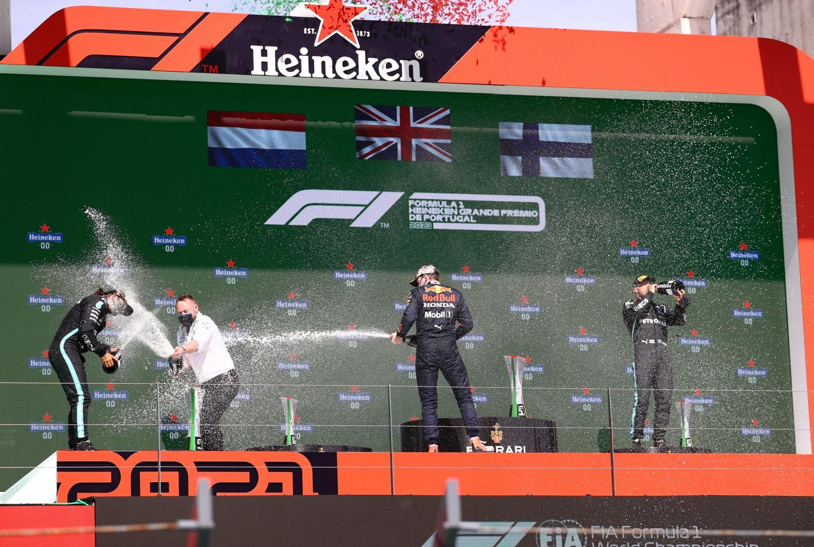 Reacties op de GP van Portugal 2021
