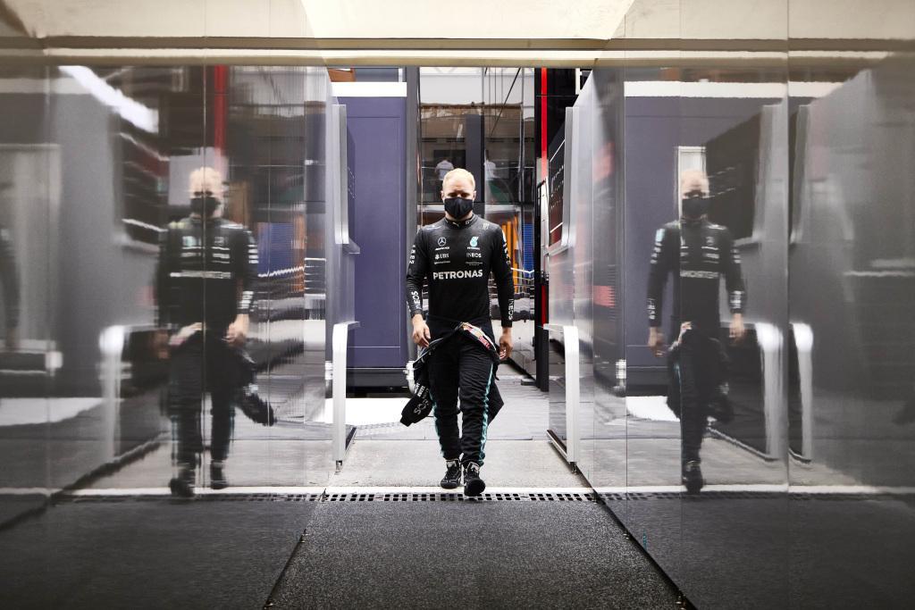 1e vrije training van de GP van Stiermarken 2021