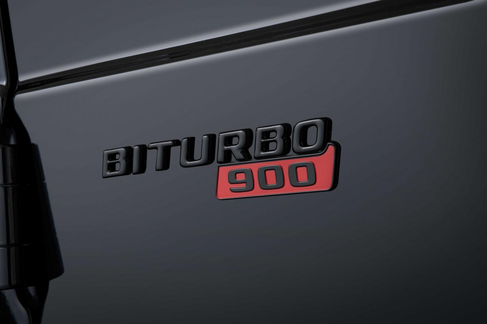 Brabus G-klasse 900 Rocket 2021