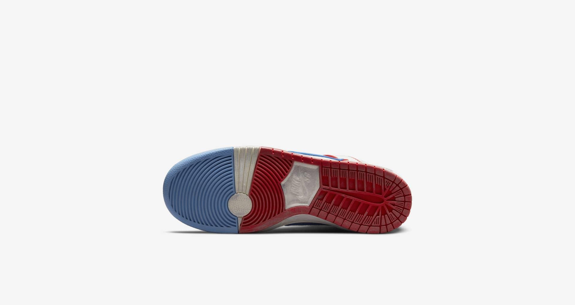 Magnus Walker-schoenen (Nike x Ishod Wair)