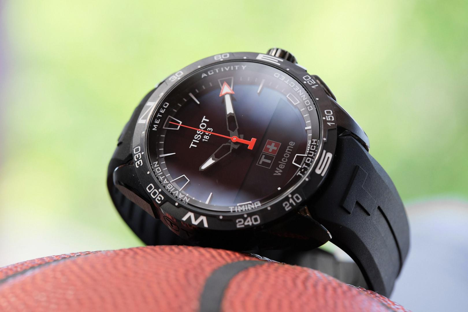 Tissot T-Touch Connect Solar advertorial 2021