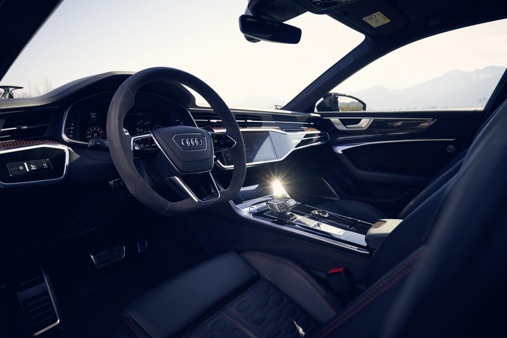 Audi RS 6 Johann Abt Signature Edition interieur