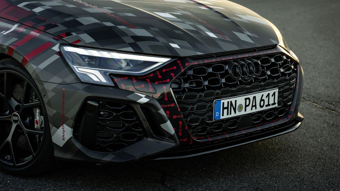 Audi RS 3 (2021) neus